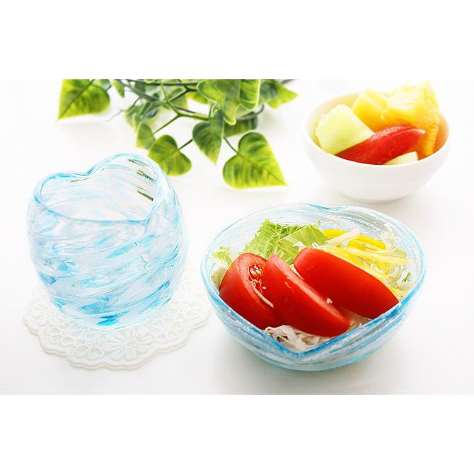 琉球ガラスの小鉢・お皿